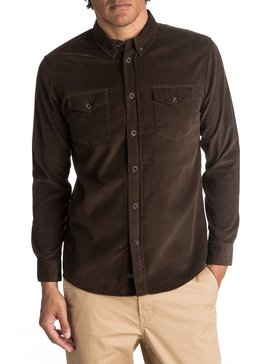 Waterman Bells Point - Corduroy Long Sleeve Shirt  EQMWT03032