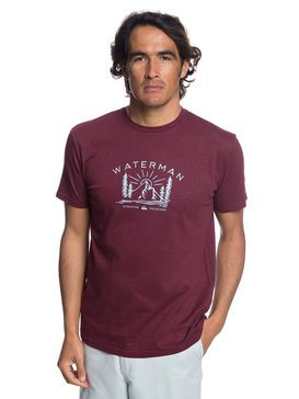 Waterman Back To Nature - T-Shirt  EQMZT03121