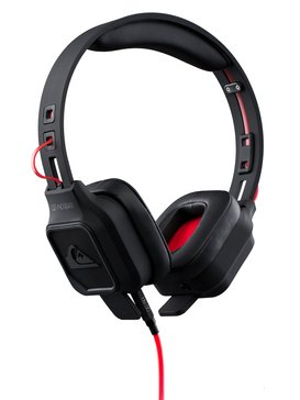 QS-1 Studio Headphones HD Noir EQYAA03014