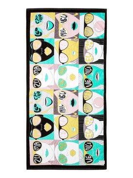 Michael Leon X Arkitip Spot Check - Beach Towel  EQYAA03239