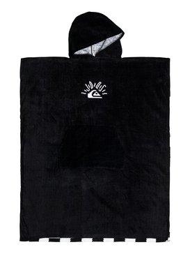 Julien David - Hooded Changing Towel Black EQYAA03368