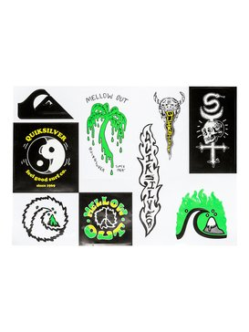 Quiksilver - Sticker Pack  EQYAA03395