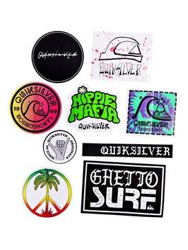 Quiksilver - Stickers  EQYAA03576
