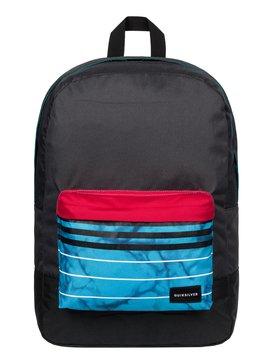 Night Track Print - Medium Backpack  EQYBP03278