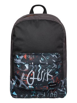 Night Track Print - Medium Backpack  EQYBP03278