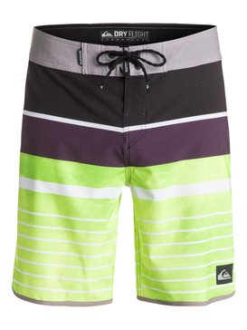 "AG47 Everyday Scallop 19"" -  Boardshorts  EQYBS03079"