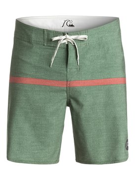 "Stripe Scallop 18"" -  Boardshorts  EQYBS03107"