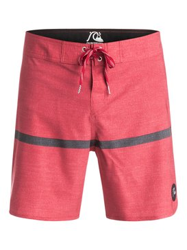 "Stripe Scallop 18"" - Board Shorts  EQYBS03275"