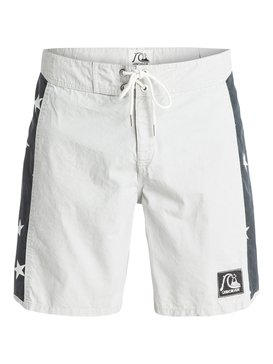 "Original Arch Print 18"" - Board Shorts  EQYBS03307"