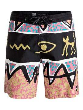 "Ghetto Vee 18"" - Beachshorts  EQYBS03429"