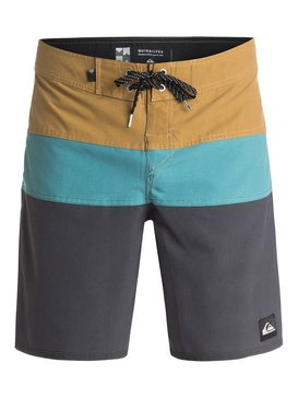 "The Panel Vee 19"" - Board Shorts  EQYBS03438"