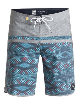 "Stomp Dreamweaver Scallop 18"" - Board Shorts  EQYBS03448"