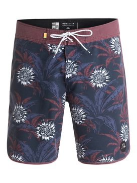 "Palm Dog Scallop 19"" - Board Shorts  EQYBS03481"