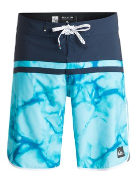 "Stomp Remix Scallop 20"" - Board Shorts  EQYBS03490"