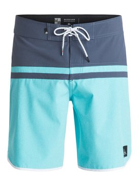 "Stomp Scallop 19"" - Board Shorts  EQYBS03521"