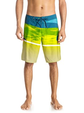 "Slash Logo Vee 20"" - Board Shorts  EQYBS03582"