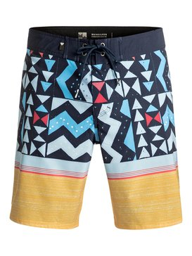 "Slab Lapu Vee 19"" - Board Shorts  EQYBS03587"