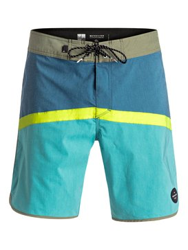 "Crypto Scallop 18"" - Board Shorts  EQYBS03596"
