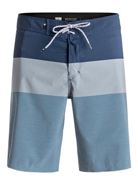 "Blocked Vee 20"" - Board Shorts  EQYBS03603"
