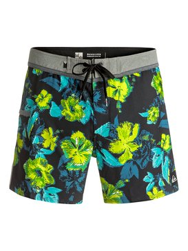 "Jungle Fever Vee 15"" - Board Shorts  EQYBS03614"