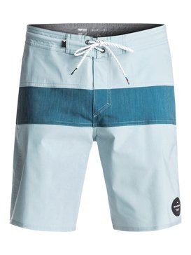PANEL BLOCKED BEACHSHORT 19  EQYBS03694