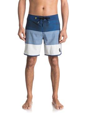 "Tijuana Scallop 18"" - Board Shorts  EQYBS03755"