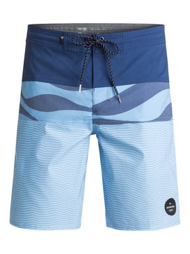 HEATWAVE BLOCKED BEACHSHORT 20  EQYBS03772