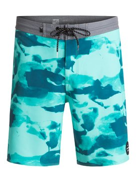 RESIN CAMO BEACHSHORT 19  EQYBS03783