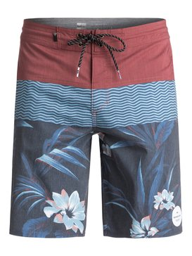 HEATWAVE BLOCKED BEACHSHORT 20  EQYBS03835
