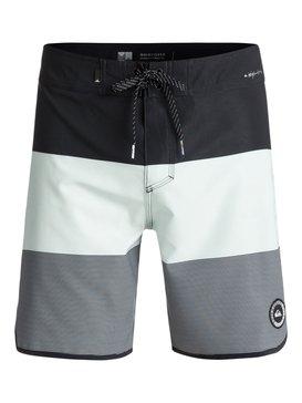 "Highline Tijuana Scallop 18"" - Board Shorts  EQYBS03852"