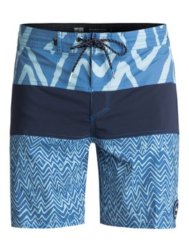 "Techtonics 18"" - Beach Shorts  EQYBS03863"