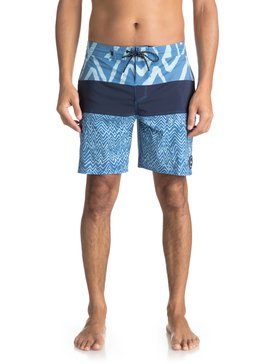 "Techtonics 18"" - Beachshorts  EQYBS03863"