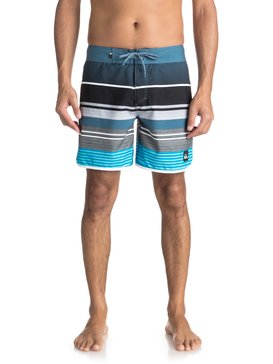 "Eye Scallop 17"" - Board Shorts  EQYBS03901"
