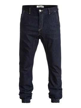 The Fonic Fix Denim - Denim Chino Pocket Trousers  EQYDP03106