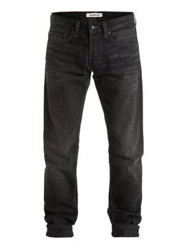 "Revolver Vintage Black 32"" -  Straight-Fit Jeans  EQYDP03110"