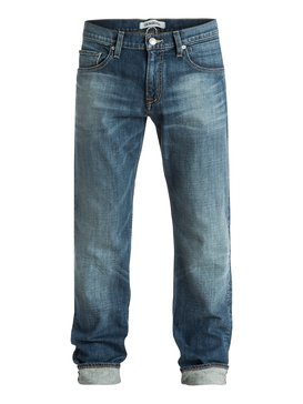 "Sequel Medium Blue 32"" -  Regular-Fit Jeans  EQYDP03115"
