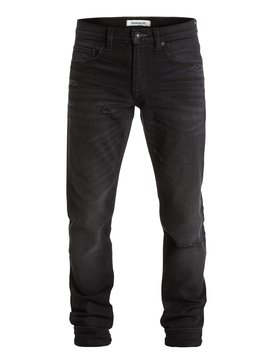 "Distortion Oldy Black 32"" -  Slim-Fit Jeans  EQYDP03121"