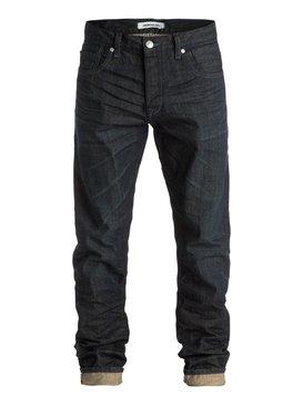 "Kracker Crumpled 32"" -  Straight Tapered-Fit Jeans EQYDP03125"