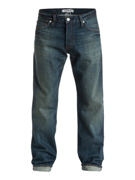 "High Force Vintage Green 32"" -  Relaxed-Fit Jeans  EQYDP03127"