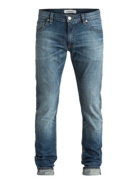 "Zeppelin Medium Blue 32"" -  Skinny-Fit Jeans EQYDP03128"