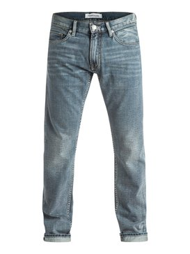 "Revolver Vintage Cracked 32"" - Straight Fit Jeans  EQYDP03165"