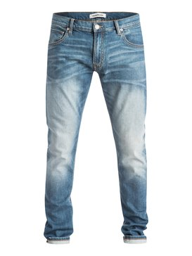 "Zeppelin Medium Blue 32"" - Skinny Jeans  EQYDP03168"