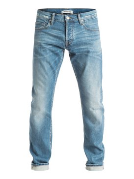 "Revolver Whiten 32"" - Straight Fit Jeans  EQYDP03182"