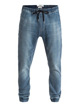 Fonic Denim Fleece - Slim Fit Jeans  EQYDP03193