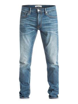 "Distorsion Medium Blue 34"" - Slim Fit Jeans  EQYDP03200"