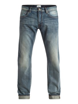 "Revolver Vintage Cracked 32"" - Straight Fit Jeans  EQYDP03218"