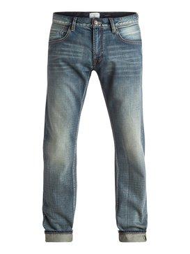 "Revolver Vintage Cracked 32"" - Straight Fit Jeans  EQYDP03218"