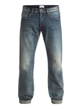 "Sequel Vintage Cracked 32"" - Regular Fit Jeans  EQYDP03221"