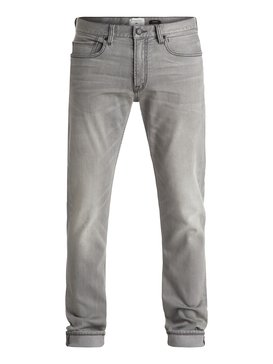 "Distorsion Grey Damaged 34"" - Slim Fit Jeans  EQYDP03251"