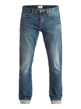 "Distorsion Medium Blue 34"" - Slim Fit Jeans  EQYDP03252"